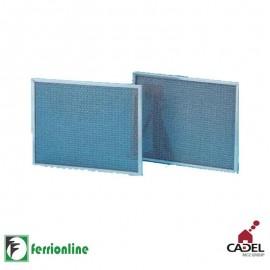 Filtro alluminio 300x250 mm