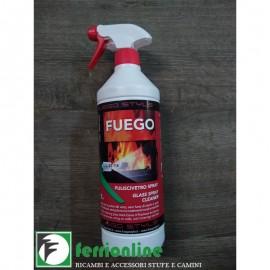 Fuego pulisci vetro spray conf. da 1 Lt. (Comp.)